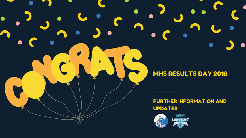 MHS Results Day 2018