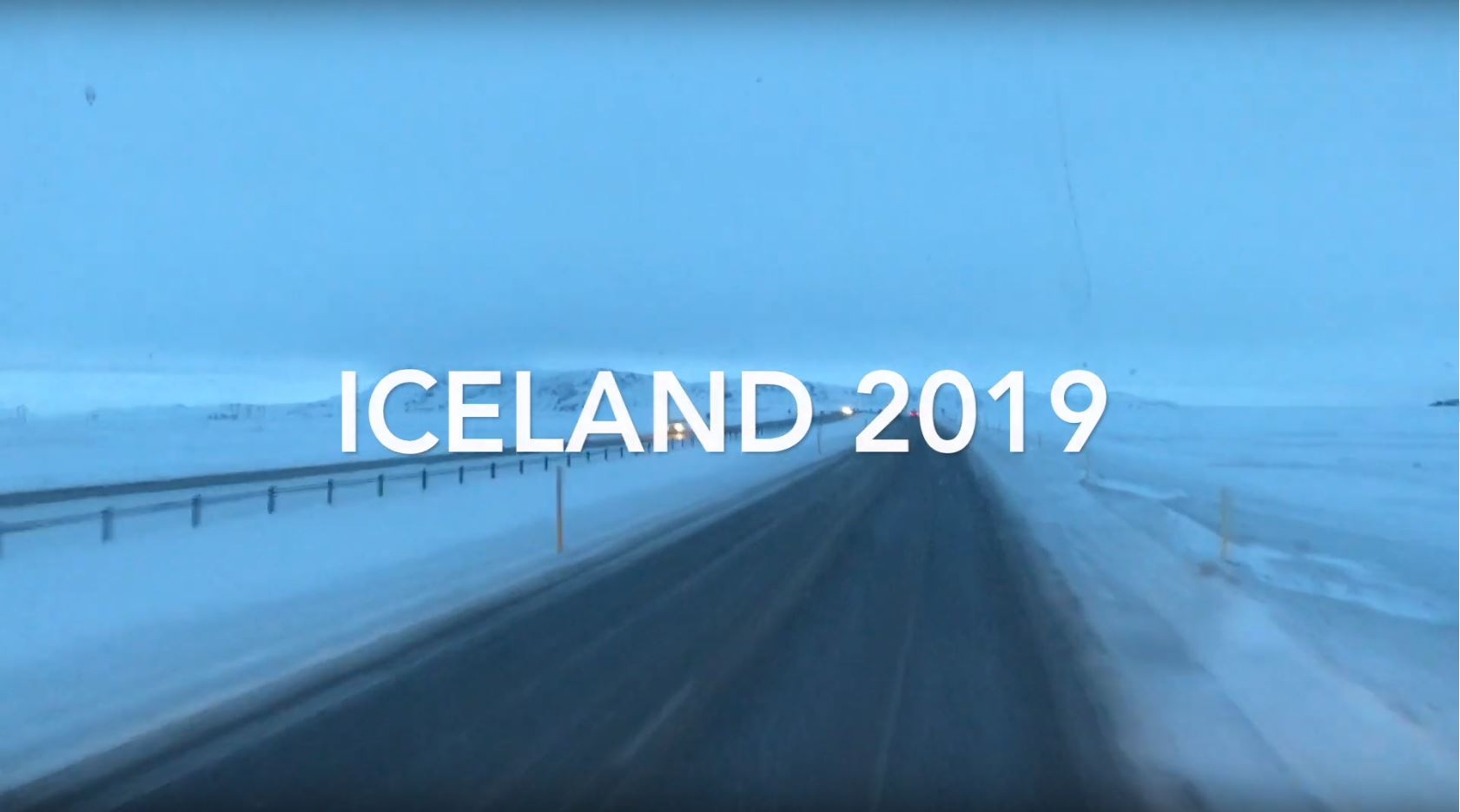 2019 Trip to Iceland